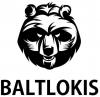 Baltlokis, MB logotipas