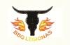 Barbekiu legionas, MB logotipas