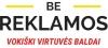 BE REKLAMOS, UAB logotipas