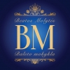 Beatos Molytės baleto mokykla logotyp