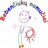 """VšĮ """"Bebenčiai"""" logotipas"""