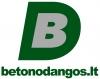 Betono dangos, UAB logotipas