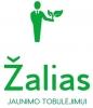 """Biržų jaunimo klubas """"Žalias!"""" logotipas"""