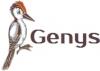 """Biržų lopšelis-darželis """"Genys"""" logotype"""