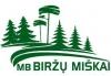 Biržų miškai, MB logotipas