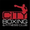"""Bokso ir fitneso klubas """"City Boxing"""", VšĮ logotype"""
