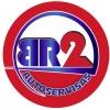 BR2, UAB logotipas