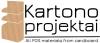 Kartono projektai, UAB logotipas