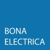 "UAB ""Bona electrica"" logotipas"