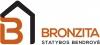 Bronzita, UAB logotipas