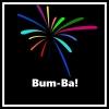 Bumba.lt, MB logotype