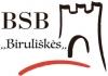 """Butų savininkų bendrija """"Biruliškės"""" logotipo"""