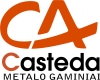 Casteda, UAB logotyp