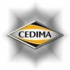 """CEDIMA Diamantwerkzeug-und Mashinenbaugesellschaft mit beschrankter Haftung filialas """"Cedima Vilnius"""" 标志"""