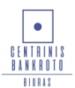 Centrinis bankroto biuras LT, UAB logotipas