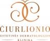 Čiurlionio estetinės dermatologijos klinika, UAB logotipas