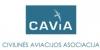 Civilinės aviacijos asociacija логотип