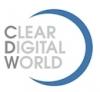 """UAB """"Clear Digital World"""" logotipas"""