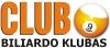 """CLUB 9"" Alytus logotyp"