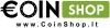 Coinshop, UAB logotipas