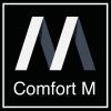 Comfort M, MB Logo