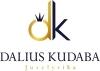 Daliaus Kudabos Juvelyrika logotipas