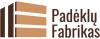Padėklų fabrikas, UAB logotyp