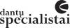 Dantų specialistai, UAB logotipas