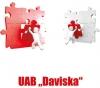 Daviska, UAB logotipo