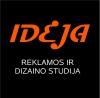IDĖJA reklamos ir dizaino studija логотип
