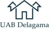 Delagama, UAB logotipas