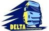 Delta transportas, UAB logotipas