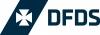 DFDS A/S Lietuvos filialas logotipas