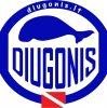 """Individuali G. Krakausko įmonė """"DIUGONIS"""" logotipas"""
