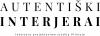 Interjero dizaino studija AUTENTIŠKI INTERJERAI logotipas