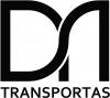 """UAB """"DM Transportas"""" logotype"""