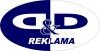 D&D Reklamos agentura logotype