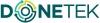 Donetek, UAB logotipas