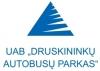 Druskininkų autobusų parkas, UAB logotipas