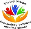 Druskininkų veiklaus jaunimo klubas, VšĮ logotype