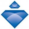 Du safyrai, A. Kleišmanto firma logotipas