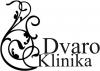 """""""Dvaro"""" klinika, UAB logotipas"""
