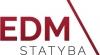 Edm Statyba, UAB logotipas