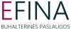 """MB """"EFINA"""" logotipas"""