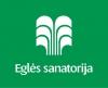 Eglės sanatorija, AB logotipas