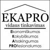 EKAPRO vidaus tinkavimas logotipas