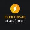 Elektrikas Klaipėdoje, MB logotyp