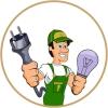 ElektrikasRimas Individuali veikla logotype
