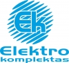 """UAB """"Elektrokomplektas"""" logotyp"""