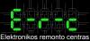 Elektronikos remonto centras, UAB logotipas